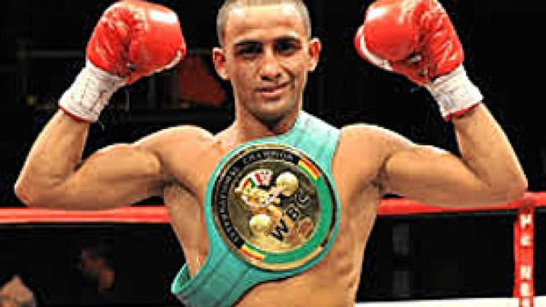 Kid Galahad dominates Sergio Prado to claim vacant European Crown