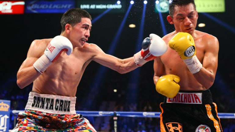 Leo Santa Cruz: 'I feel as if I have a target on my back'