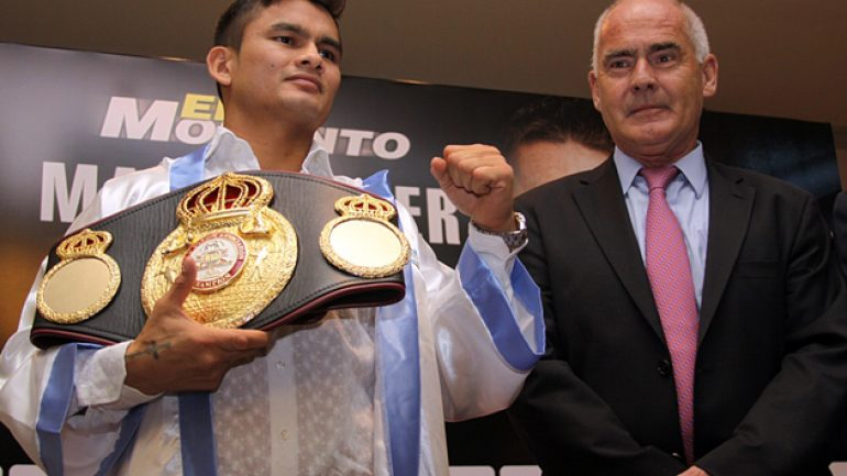 "Marcos Maidana: ""Mayweather hardly makes any mistakes"""