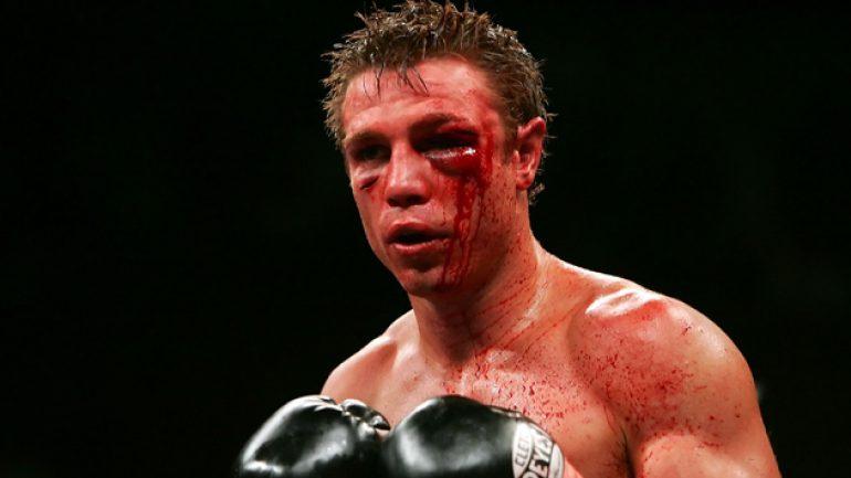 Kevin Mitchell: Michael Katsidis can KO Tommy Coyle