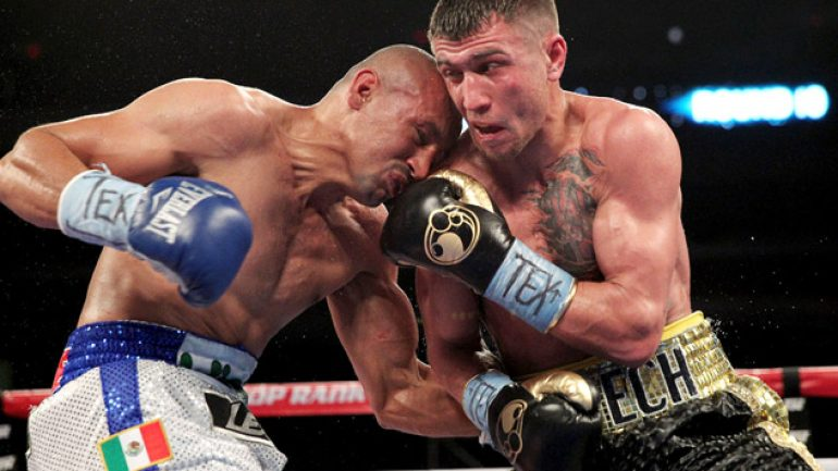 Salido to defend WBO belt vs. Martinez on April 11