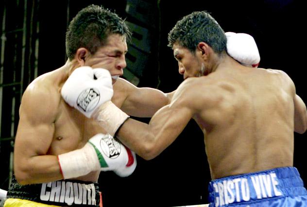WBA world champion of Strawweight, Nicar