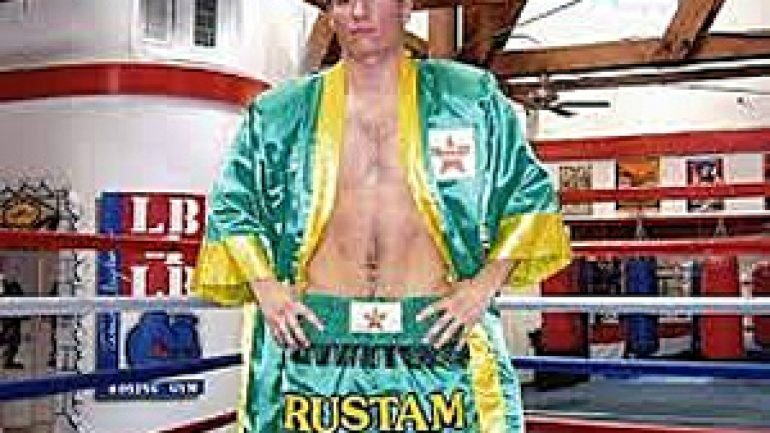 Rustam Nugaev faces fellow Russian standout in FNF main event