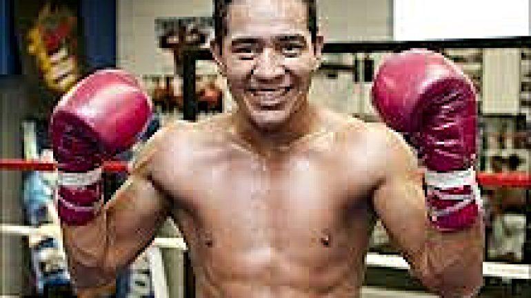 Sergio Thompson to fight Bryan Vasquez on Saturday