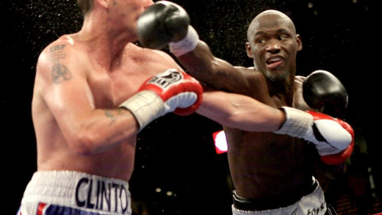Injured Antonio Tarver pulls out of Johnathon Banks fight