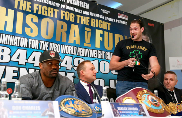 Tyson-Fury-at-podium-Chisora-alex-livesey-getty