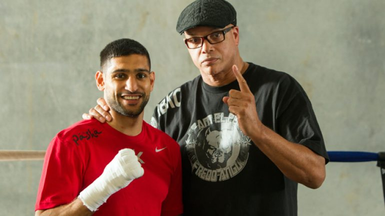 Amir Khan ready for 'the best Luis Collazo'