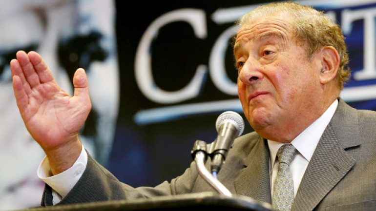 Bob Arum on Mayweather-Pacquiao: 'Nobody's listening to anybody'