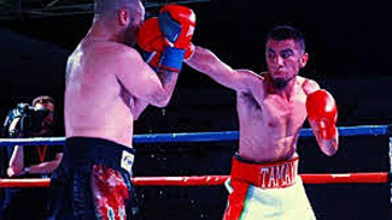 Ruben Tamayo upsets Efrain Esquivias