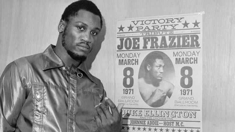 Lem's latest: Joe Frazier's son honors Bernard Hopkins, Golden Boy