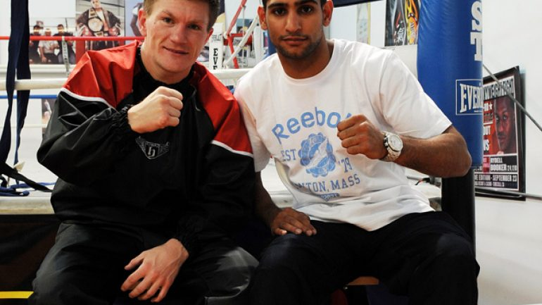 Ricky Hatton breaks down Amir Khan versus Luis Collazo