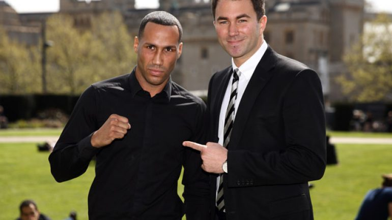 James DeGale to face Andre Dirrell in Boston on May 23