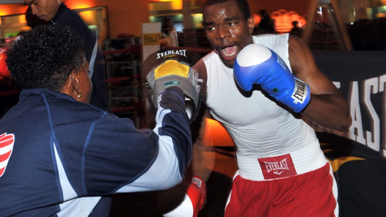 Jesse Hart-Mike Jimenez to support Mayweather-Pacquiao