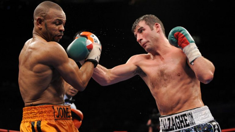 Hall of Fame blog: Joe Calzaghe, Richard Steele on eve of induction