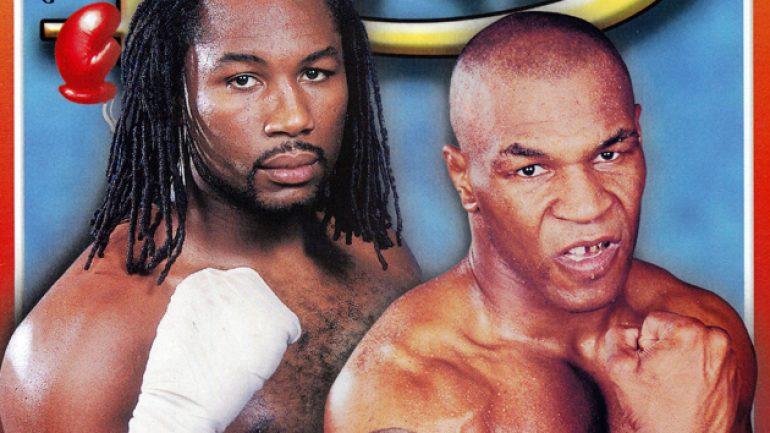 Lennox Lewis: Floyd Mayweather Jr.-Manny Pacquiao like Mike Tyson