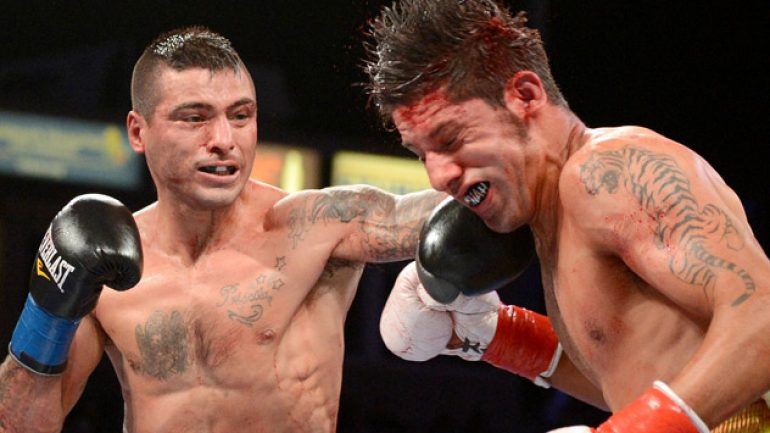 Lucas Matthysse rallies to stop John Molina; Keith Thurman tops Julio Diaz
