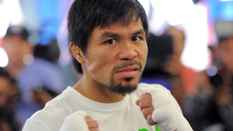 Best I've Faced: Manny Pacquiao