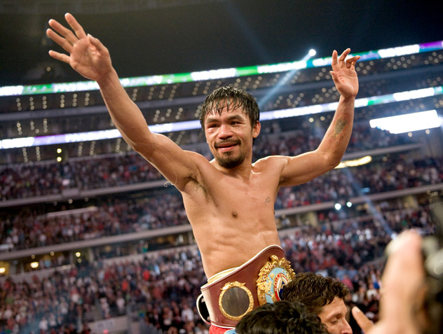 Manny-Pacquiao-Clottey-win-afpgetty