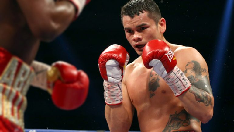 Drug-tested Marcos Maidana 'ahead of schedule' for Floyd Mayweather Jr.