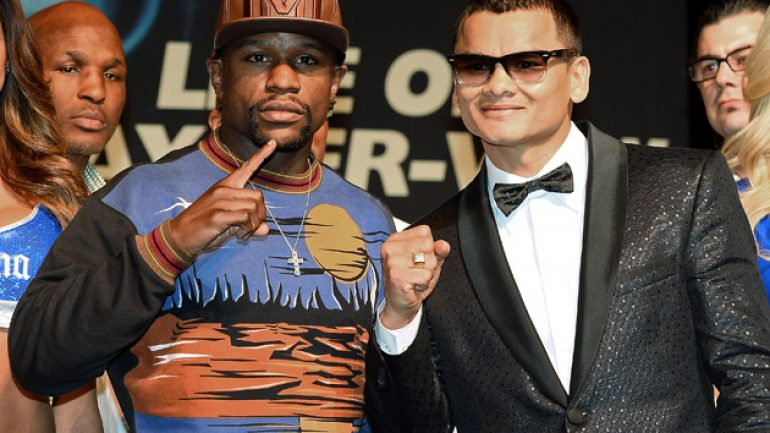 'All Access: Floyd Mayweather Jr.-Marcos Maidana,' part three