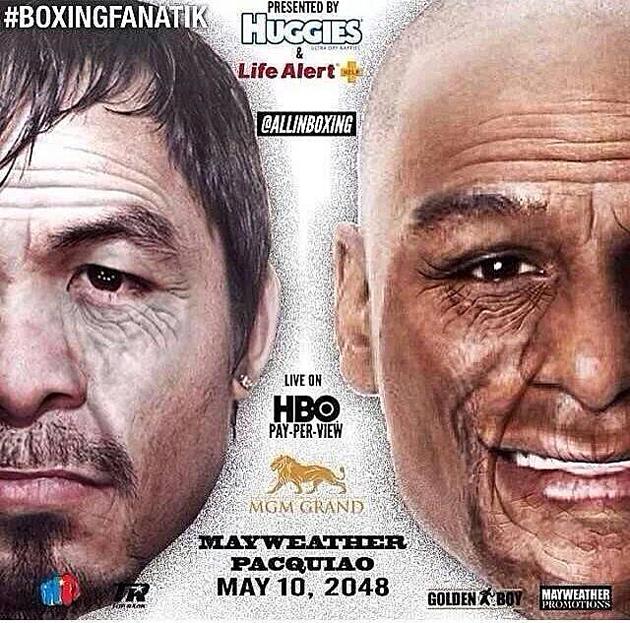 Old-Manny-vs.-Floyd-poster