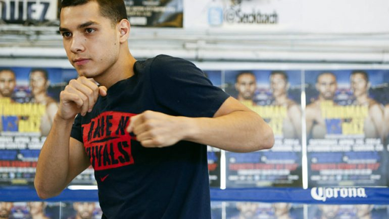 Omar Figueroa Jr.: Jerry Belmontes 'will do his best to stay away from me'