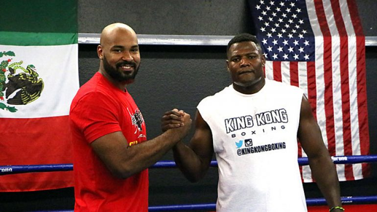Gerald Washington, Luis Ortiz in separate Golden Boy Live! bouts