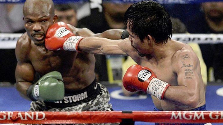 Pacquiao-Bradley III is on…or is it?