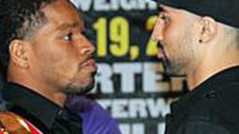 Paulie Malignaggi pings naysayers on eve of Shawn Porter fight