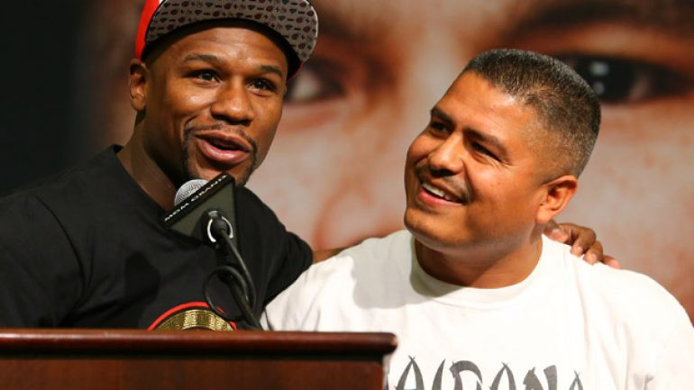 Floyd Mayweather Jr.: Marcos Maidana fight won't go the distance
