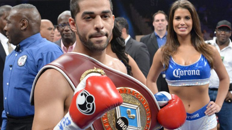 Sadam Ali to take '20 steps up' vs. Luis Carlos Abregu