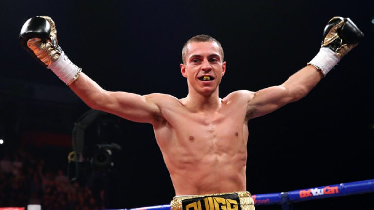 Scott Quigg to fight Stephane Jamoye on Sept. 13