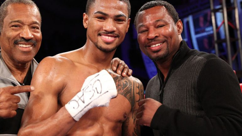 Shane Mosley Jr. loses for first time as a pro