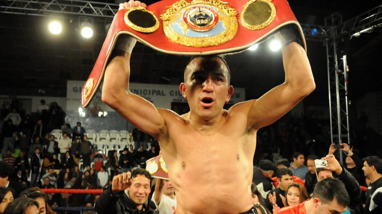 Omar Narvaez looks to bounce back from Inoue KO loss