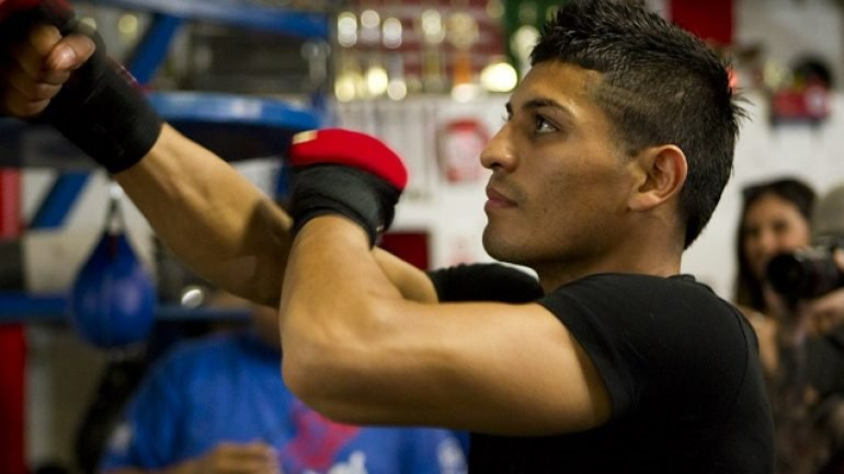 Abner Mares 'hit the jackpot' with trainer Virgil Hunter
