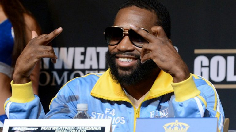 WBC suspends Adrien Broner for post-fight comments