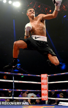 Ricky Burns v Terence Crawford - WBO World Lightweight Championship
