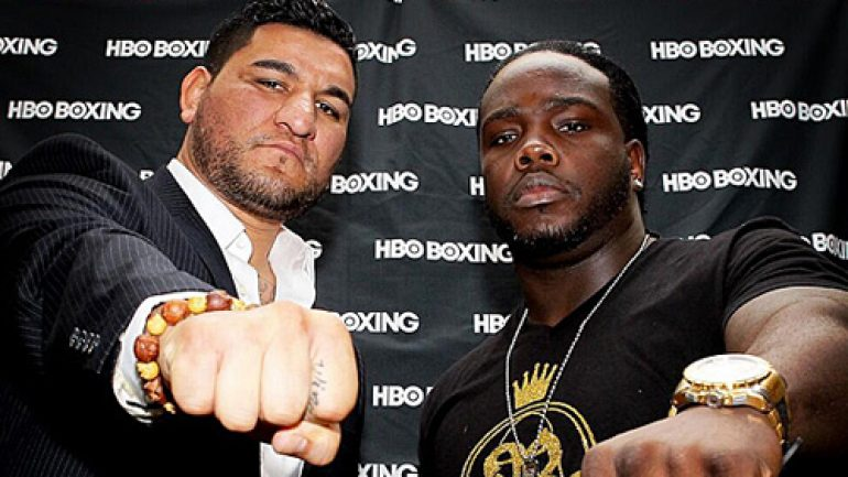 Bermane Stiverne vows KO of Chris Arreola