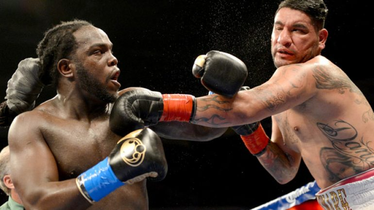 Bermane Stiverne: Hand injury delays defense vs. Deontay Wilder