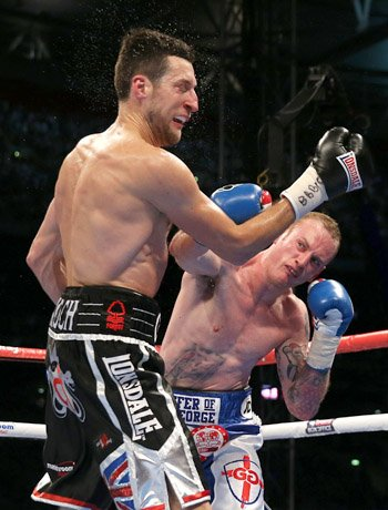 Carl Froch v George Groves - IBF & WBA World Super Middleweight Title Fight