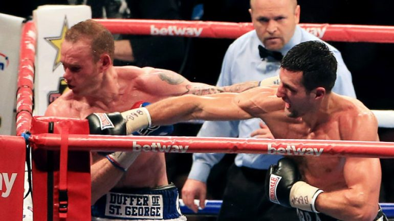 Carl Froch ices George Groves in Round 8, wins grudge rematch