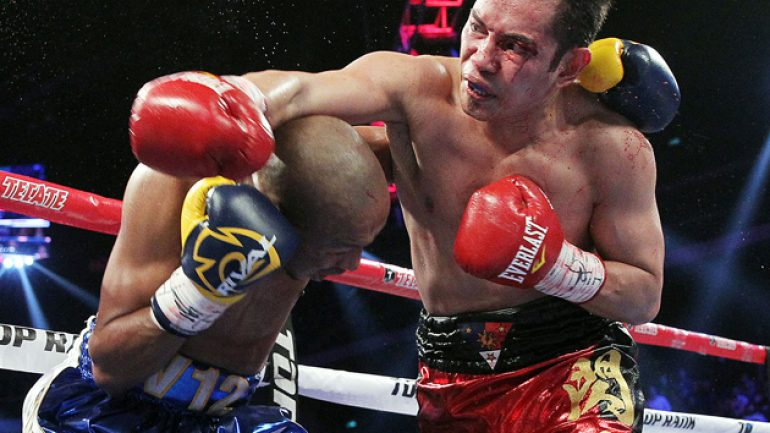 Nonito Donaire Jr. defeats Simpiwe Vetyeka in headbutt marred fight