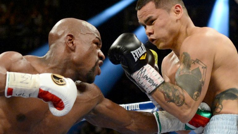 Floyd Mayweather Jr. vows to be 'a better fighter' in Maidana rematch