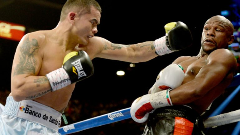 Maidana to hunt, fish and then track down Danny Garcia