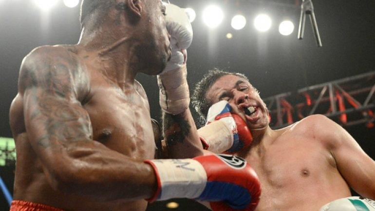 Photo gallery: Mayweather-Maidana undercard