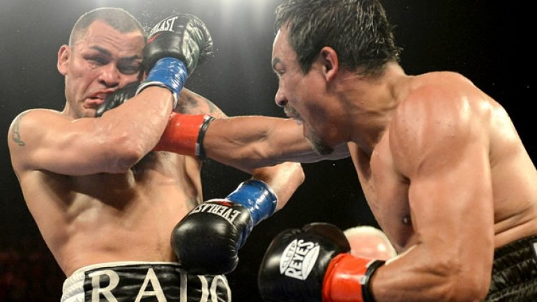 Photo gallery: Juan Manuel Marquez vs. Mike Alvarado