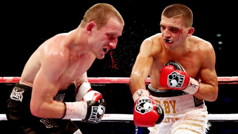 Lee Selby set to prove he's not 'over-hyped' vs. Joel Brunker