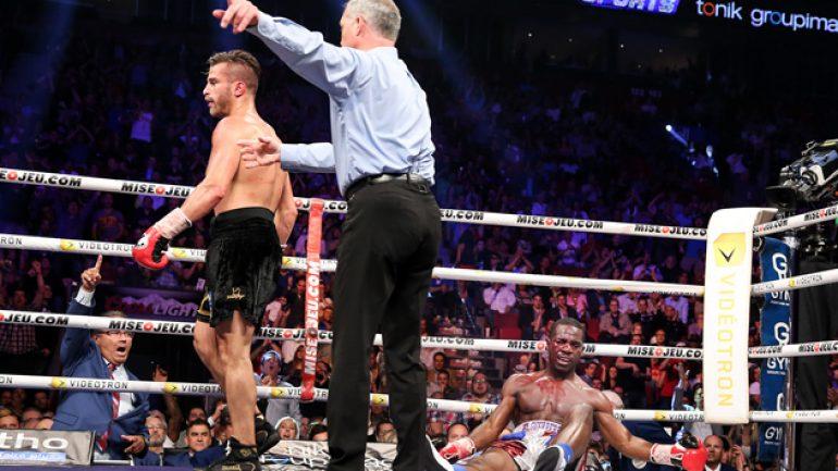 David Lemieux blasts Fernando Guerrero in three rounds