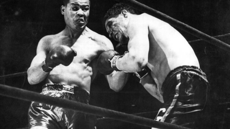 The Ring celebrates the 100th anniversary of Joe Louis' birth