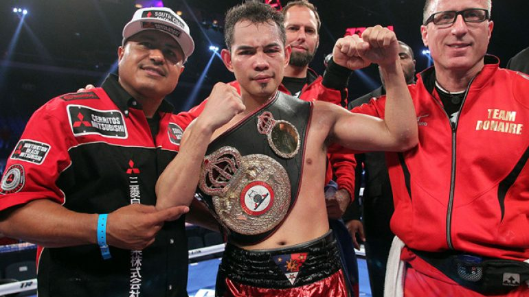 Nonito Donaire vs. Scott Quigg is a no-go